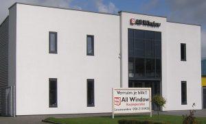 All Window logo