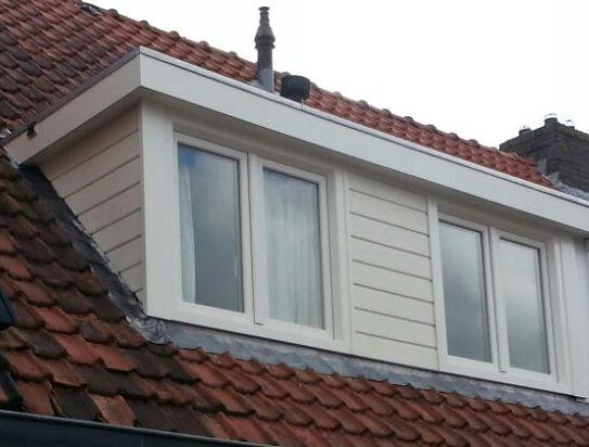 Renovatie dakkappel fam. de Beer, Leeuwarden
