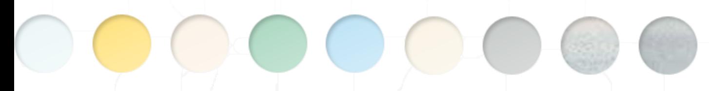 Screenline glas kleuren