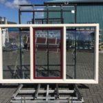 Nieuw Gayko kozijn met 2 vaste ramen draai/kiepraam